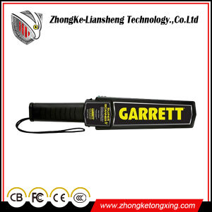 Handheld Metal Detector for Security Checking