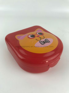BPA Free Lunch Box Sandwich Box for Kids pictures & photos