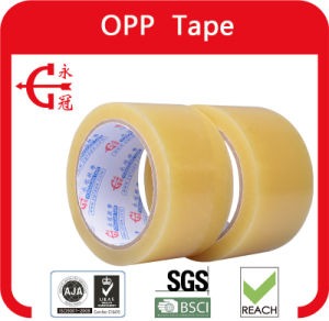 Hot Melt BOPP Tape /Acrlic OPP Tape pictures & photos