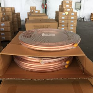 ASTM B280 Copper Tube in Refrigeration pictures & photos