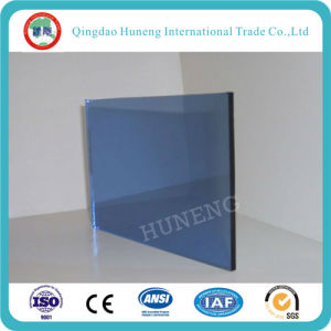4mm-6mm Light Blue /Lake Blue /Forb Blue Tinted Float Glass pictures & photos