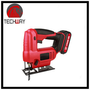 18V, 2*Li-ion, 1500mAh, Cordless Jig Saw Tw-Hlcjs07 pictures & photos