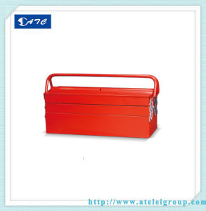 18in Cantilever Toolbox with Trays pictures & photos