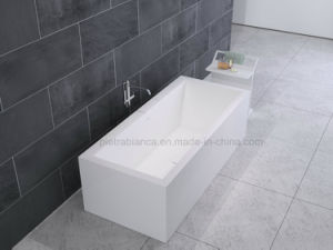 2017 New Style Square Freestanding Bathtub (PB1041N) pictures & photos