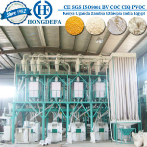 New Condition and Good Price Corn Flour Mill Processing Equipment pictures & photos