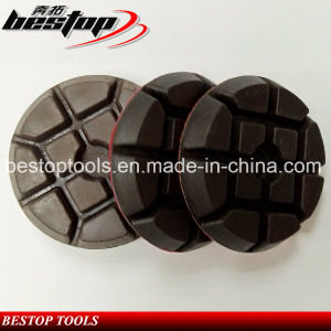 Bestop Wet/Dry Diamond Polishing Floor Pad for Grinding Machine pictures & photos