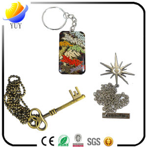 Key Shape Dog Tag (Fashion Cheap Security Tag) pictures & photos