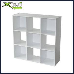 Wood/Wooden White Book Shelf
