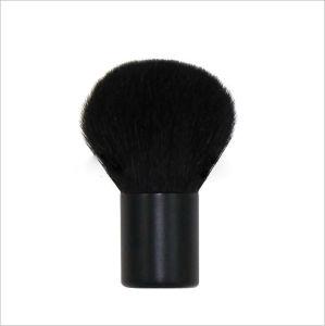 Make up Kit Flat Brush Black Kabuki Brush Wholesale pictures & photos