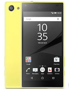 Hot Sale Original Factory Unlocked Android Cellphone Z5 Compact 4.6 Inch 4G Lte Smartphone Smart Mobile pictures & photos