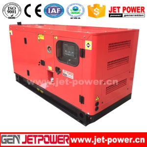 China Power Supply 30 kVA Diesel Generator Portable 24kw pictures & photos