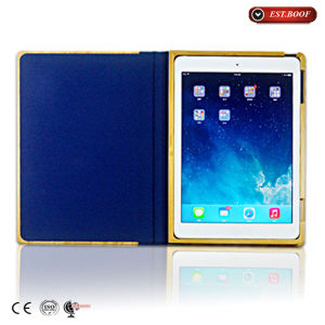 Fashion Flip Leather Tablet Case for iPad pictures & photos