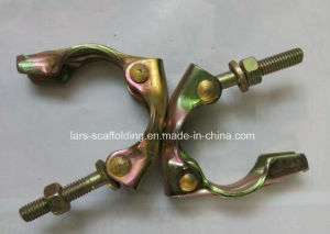 BS 1139/En74 Scaffolding Pressed Swivel Coupler / Clamp pictures & photos