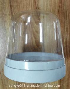 Pet Transparent Cosmetic Plastic Cover pictures & photos