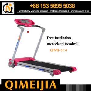Free Installation Motorized Treadmill for Home Use pictures & photos