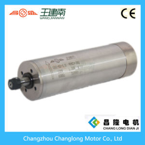 1.2kw 60000rpm High Frequency Spindle Motor for CNC Woodworking Engraving Machine pictures & photos
