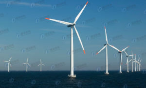 High Quality Galvanized Wind Power Pole pictures & photos