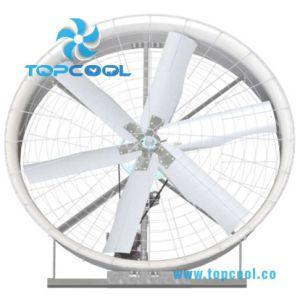 "High Efficient Fiberglass Cooling Ventilator Panel Fan 72"" for Livestock pictures & photos"