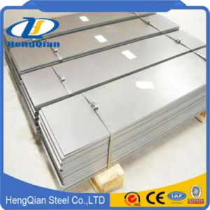 JIS 201 304 430 Stainless Cold Rolled Steel Sheet pictures & photos