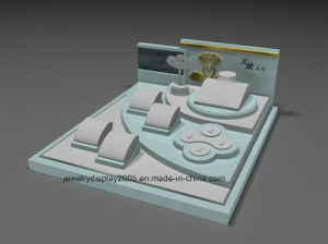 Simple Style Handmade MDF Jewelry Displays Shop Counter pictures & photos