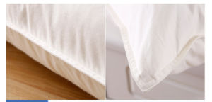 233tc White Goose Down Pillow Made by 20 Years Experience Factory pictures & photos