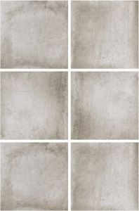 600*600mmm Hot Sale Light Grey Cement Rustic Tile for Hotel pictures & photos