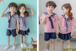 2017 Customized Fashion Stylish Primary Boy′s and Girl′s School Uniforms pictures & photos