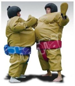 Adult Sumo Suits with Muscle Sumo Wrestling for Sale (chsp169) pictures & photos