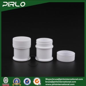 20g 20ml White Pill Plastic Bottle Storage Medicine Storage Packaging Use Plastic Pharmaceutical Bottle pictures & photos