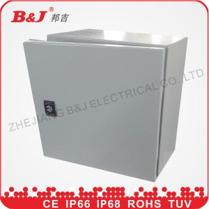 Outdoor Electrical Panel Boxes/Steel Distribution Box pictures & photos