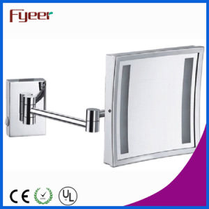 Fyeer Single Side Square Foldable LED Makeup Mirror (M2028F) pictures & photos