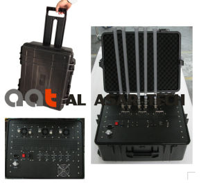 300W High Power Portable Mobile Signal Jammer Jamming Long Distance pictures & photos