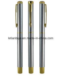 Metal Roller Pen Famous Branded Logo Pens (LT-D015) pictures & photos