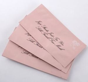 Hot Sale Heat Seal Aluminum Cosmetic Sample Sachet pictures & photos