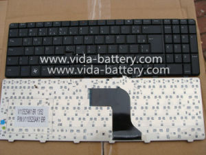 Keyboard for DELL Inspiron 15 15r N5010 M5010 Us Layout pictures & photos