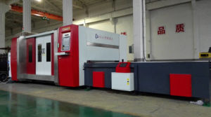Metal Sheet CNC Fiber Laser Cutting Machine Price with Trumpf, Ipg, Raycus Power pictures & photos