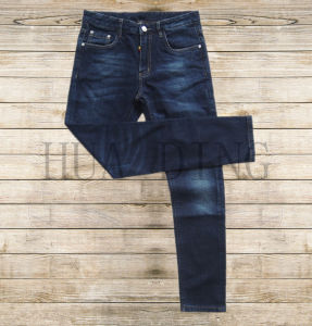 New Fashion Design High Quality Men′s Straight Demin Jeans (HDMJ0043) pictures & photos