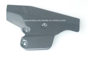 Carbon Fiber Motorcycle Part Heat Shield for Honda pictures & photos
