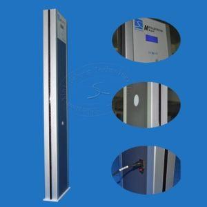 Door Frame Metal Detector, Single Post Digital Walk Through Metal Detector Xld-H pictures & photos