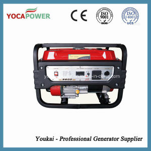 50Hz Single Phase Electric Gasoline Generator pictures & photos