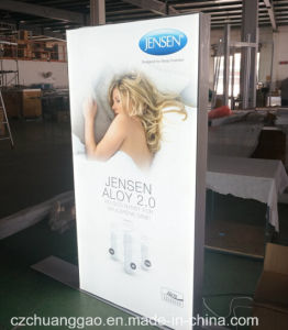 Double Sided LED Fabric Light Box pictures & photos