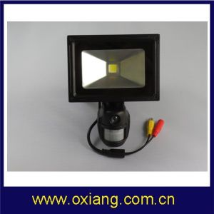 Motion Detection Alarm 720p Video Camera WiFi Floodlight P2p Security Camera pictures & photos