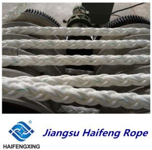 8-Strand Chemical Fiber Ropes Mooring Rope PP Rope Polyester Rope PE Rope pictures & photos