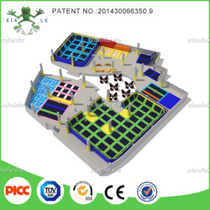 High Quality Cheap Trampoline Park for Sale (xfx5149) pictures & photos