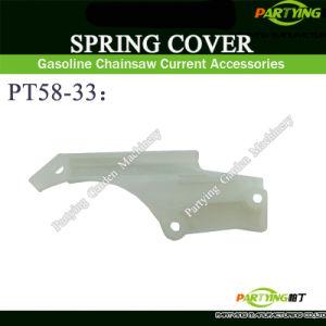 Komatsu Gasoline Chainsaw Part Spare Parts 42cc 52cc 58cc 4500 5200 5800 Plastic Parts Spring Cover