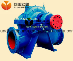 Horizontal Split Case Double Suction Centrifugal Pump pictures & photos