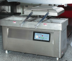 Double Chamber Vacuum Packer for Vacuum Packaging (GRT-DZQ6002SA) pictures & photos