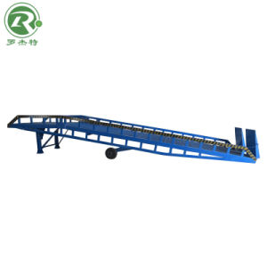 6-10tons Movable Hydraulic Dock Leveler/Loading Dock Ramp