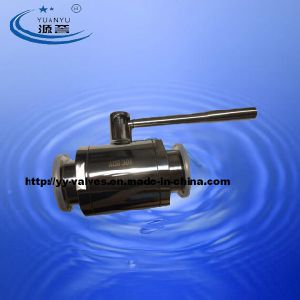 Stainless Steel Tri-Clamp Ball Valve (PTFE Seal) pictures & photos