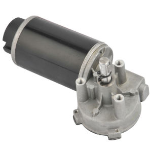 DC Worm Gear Motor for Intelligent Office Equipment pictures & photos